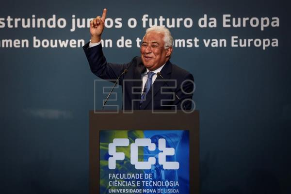 PORTUGAL ANTONIO COSTA AND MARK RUTTE