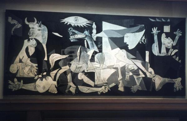 "Madrid to celebrate 35th anniversary since return of Picasso's ""Guernica"""