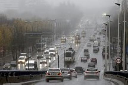 Bucharest's chronic traffic problems make it Europe's most congested city