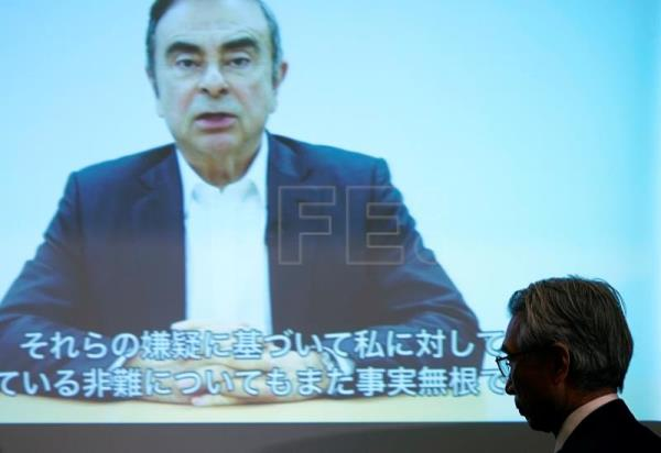 Carlos Ghosn indicted on new charges of misappropriating