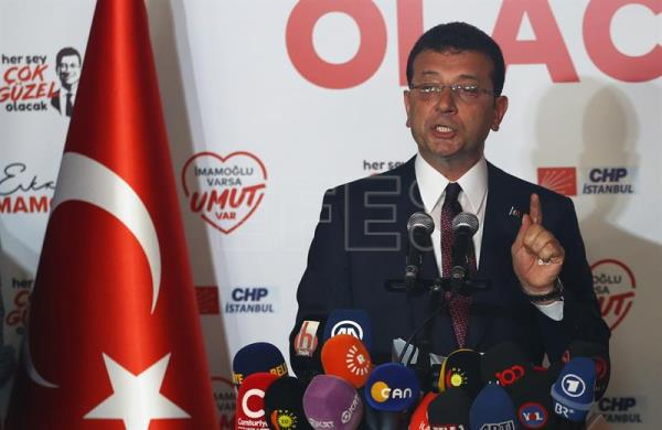 Istanbul mayoral elections re-run