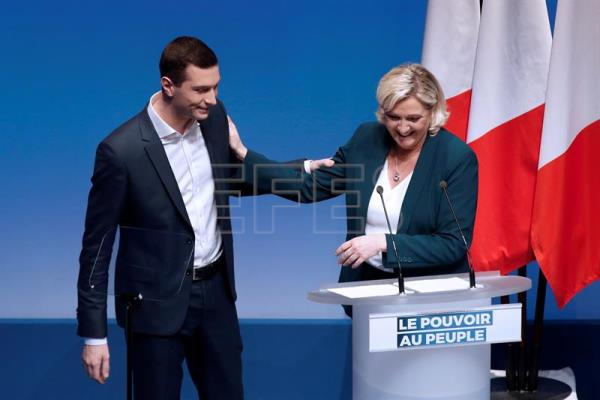 FRANCE PARTIES EUROPEAN ELECTIONS