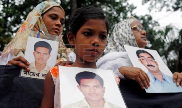 Families demand return of missing relatives in Bangladesh