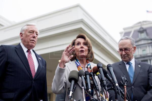 House Lawmakers Agree On Need For >> Trump Lawmakers Fail To Agree How To End Partial Gov T Shutdown