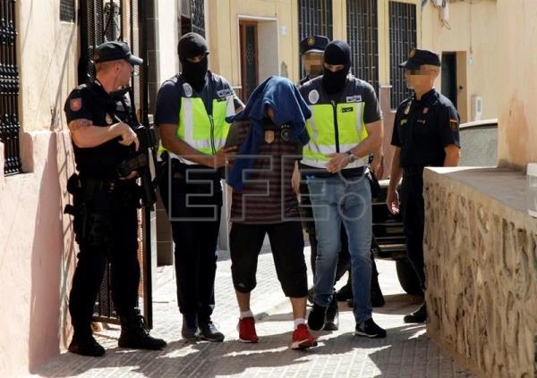 Terror cell dismantled after detention of 6 extremists in Spain, Morocco