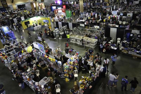 Stars, fans flock to San Juan for Puerto Rico Comic Con