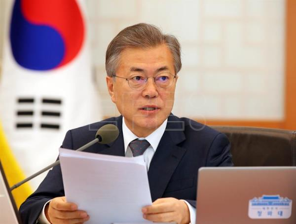 South Korea proposes meeting with North ahead of Moon-Kim summit