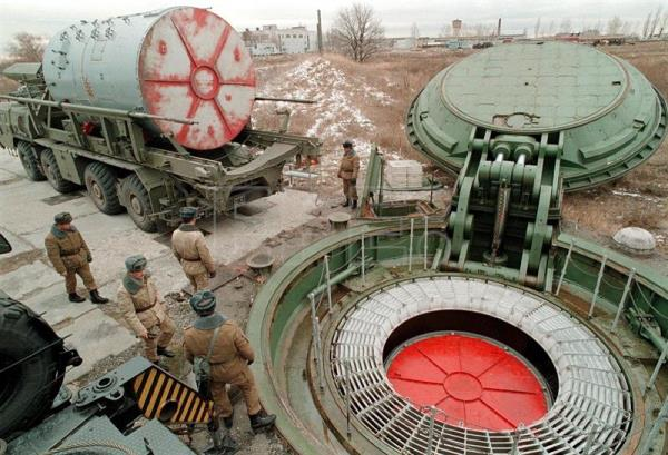 Russia Signs Suspension Of Weapons Grade Plutonium Disposal