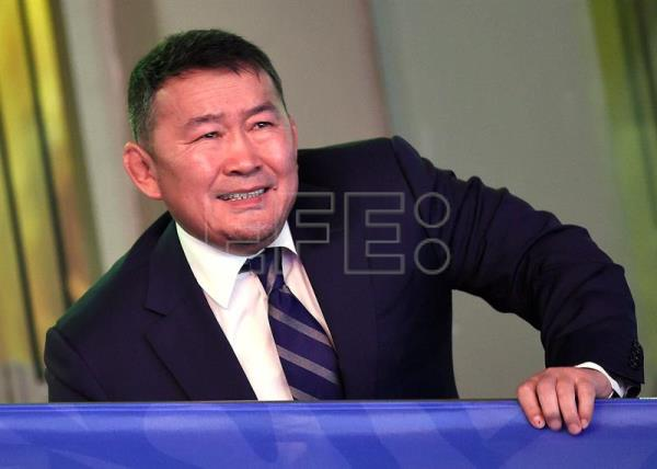Mongolian president to begin process to reinstate death