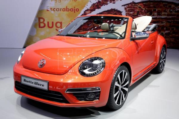 Volkswagen Beetle reaches the end of the line