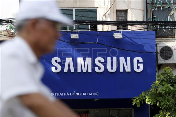 Samsung mass producing more efficient chip for smartphones