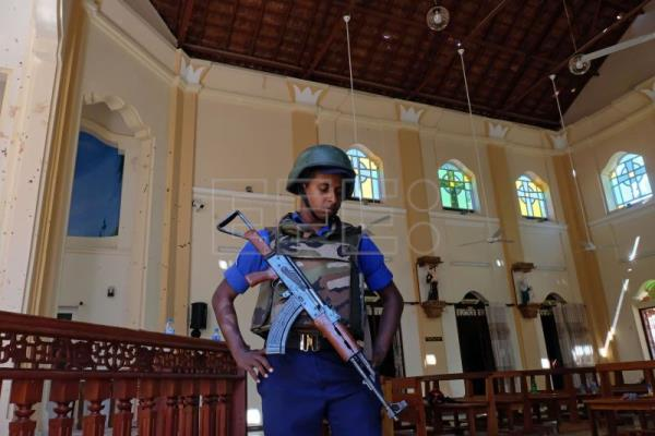 Sri Lanka revokes social media ban imposed after Easter attacks