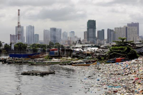 pasig river before and after