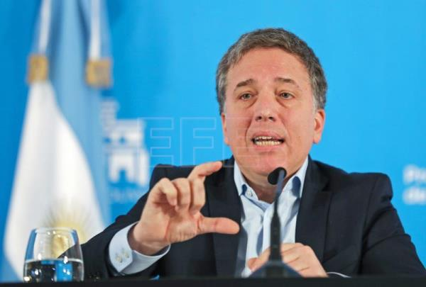 Lacunza to be Argentina's new treasury minister as Dujovne quits