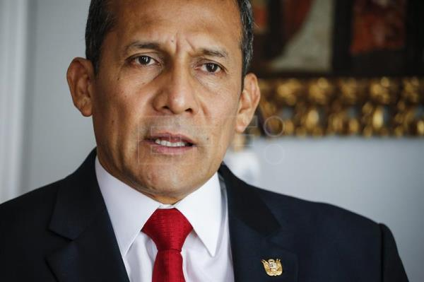 Humala: More than 90 pct. of crude spilled in Peruvian Amazon now recovered