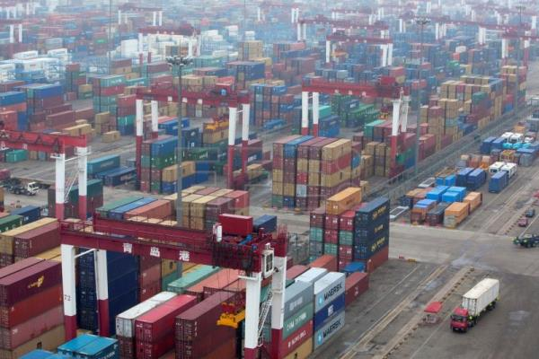 China exports surge 9.1% in January, beating expectations
