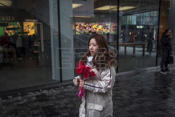 Valentine's Day in Beijing
