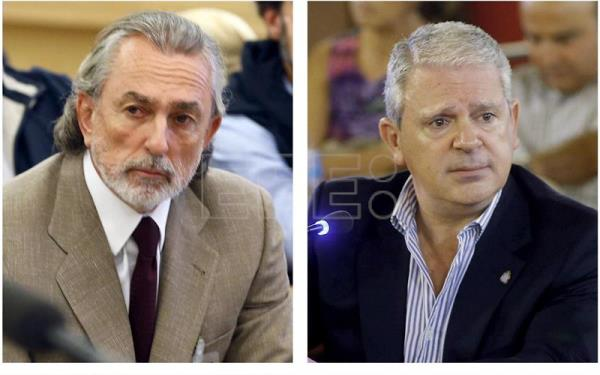 Top ringleaders in Spanish massive corruption scandal sentenced to prison
