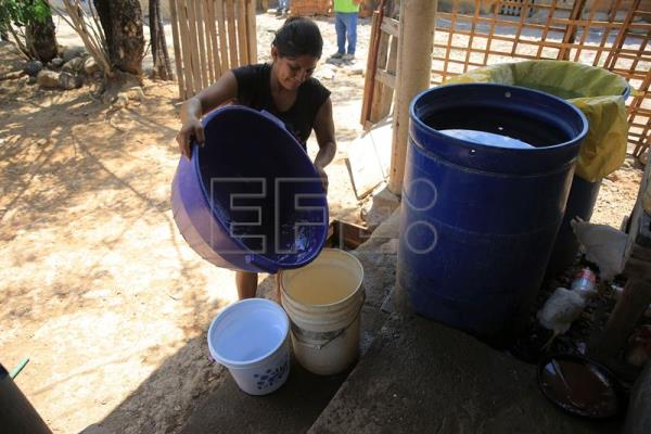 Intense drought affecting crops, thousands of people in Honduras