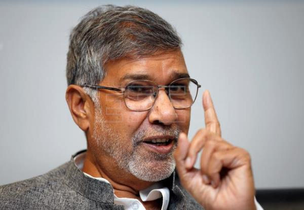 Nobel peace prize winner warns India to tackle child labour