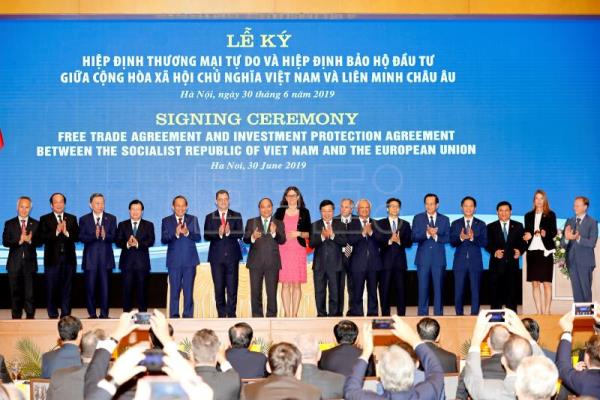 Human rights sidelined in EU-Vietnam free trade agreement