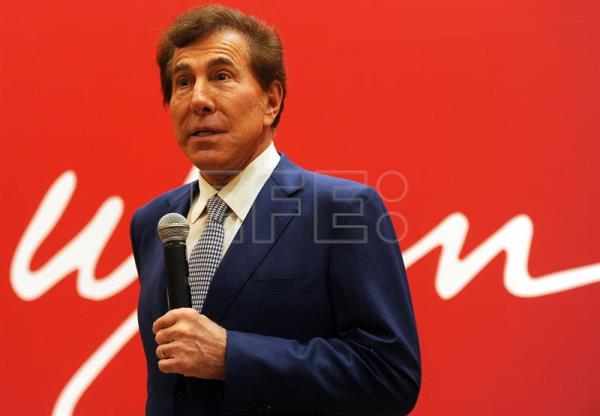 Steve Wynn steps down as head of empire amid sexual misconduct claims