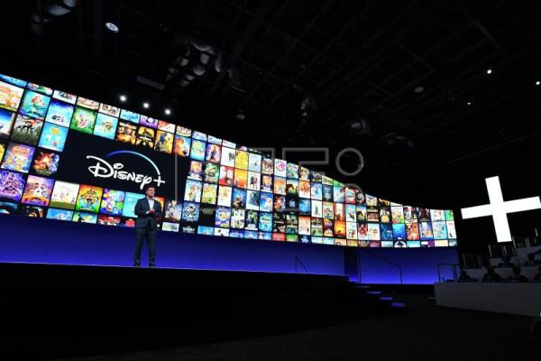 New Disney+ platform hits 10 mn subscribers in one day