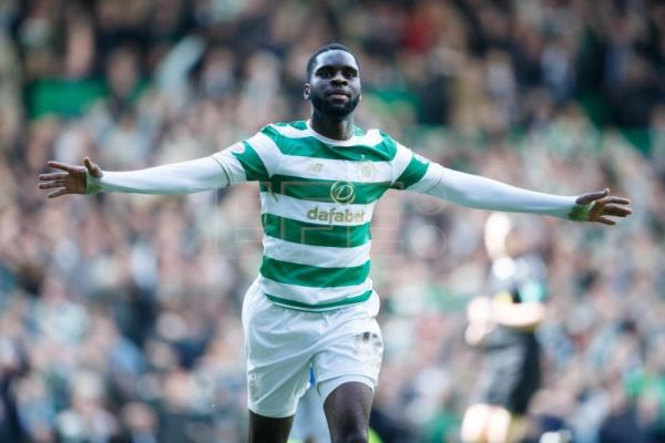 Celtic romp to SPL victory with 5-0 win over Old Firm ...