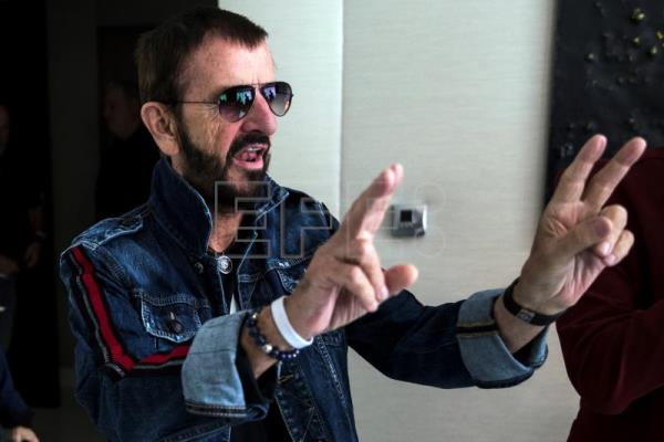 Ringo Starr: I became a vegetarian after watching a bullfight in Spain