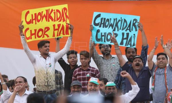 Abusive rhetoric dominates political discourse during Indian election