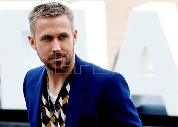 Ryan Gosling, actor canadiense. EFE/Archivo