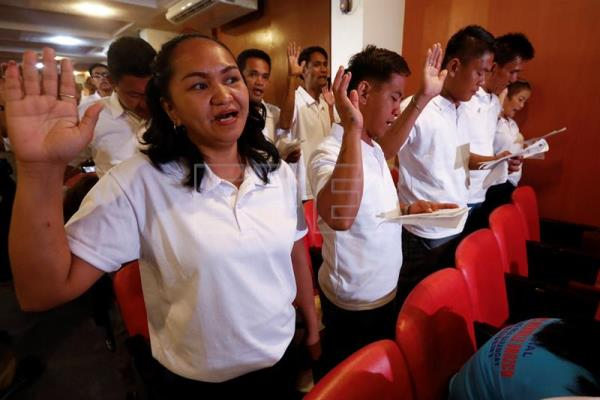 Philippine drug program gets users clean, wipes names from