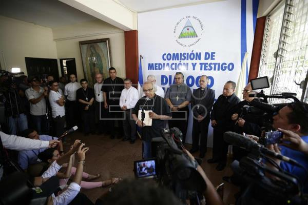 Bishops set May 16 as date for start of dialogue in Nicaragua