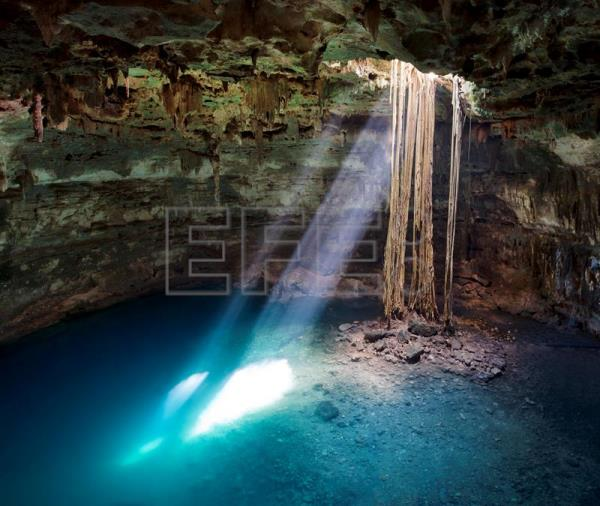 Riviera Maya's caves, sinkholes hold many prehistoric mysteries