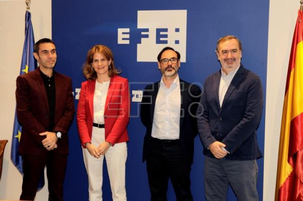 Google, Spain's news agency EFE link up to tackle information age challenges