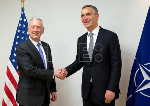 NATO requests a few thousand more troops to reinforce mission in Afghanistan