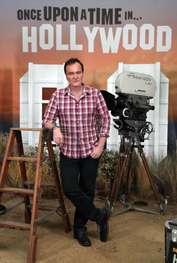Tarantino says latest film not a rose-colored look at