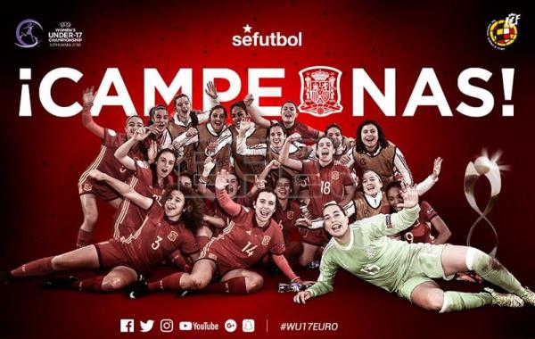 final europeo sub-17 femenino