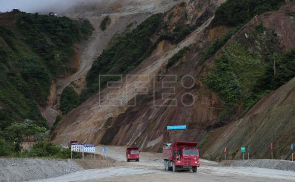 Industrial-scale copper mining begins in Ecuador at Chinese-owned project