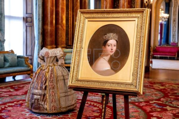 Buckingham Palace celebrates 200th anniversary of Queen Victoria's
