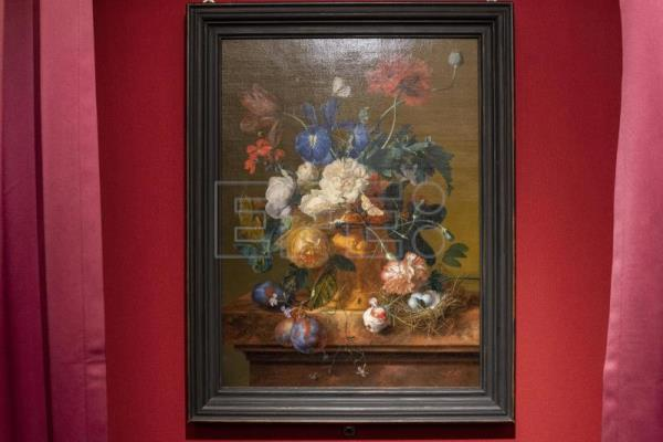 Germany returns painting stolen by Nazis to Florence
