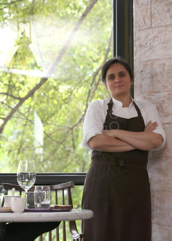 Garima Arora: Award-winning Indian chef on her quest for 'surprise'