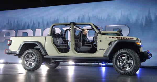 Jeep Presents Gladiator Its First Pickup Since 1992 Business