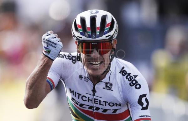 Daryl Impey wins stage 9, Julian Alaphilippe still leads overall