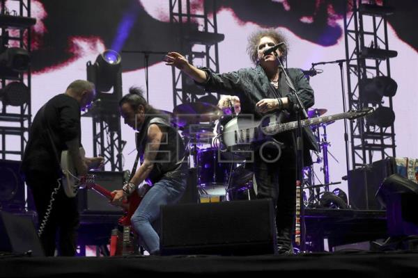 FESTIVAL MAD COOL  - Prophets of Rage inyectan adrenalina a cierre Mad Cool, The Cure inmortalidad