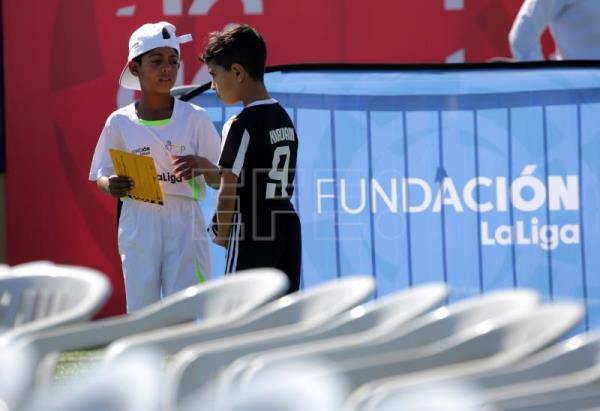 La Liga launches socio-educational project for Syrian refugees