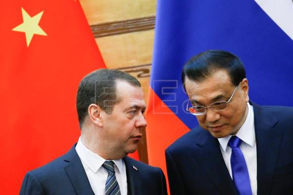 China Russia Sign Multiple Agreements To Boost Trade Ties World