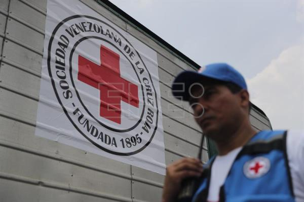 Red Cross: Electric generators in first humanitarian aid for Venezuela
