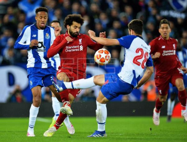 Dragao stadium: Liverpool to qualify or Porto to come back