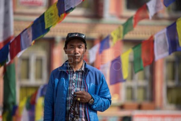 Everest climber Kami Rita returns to break his own world record